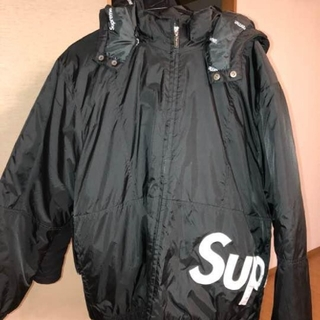 Supreme - Supreme 16AW Side Logo jacket
