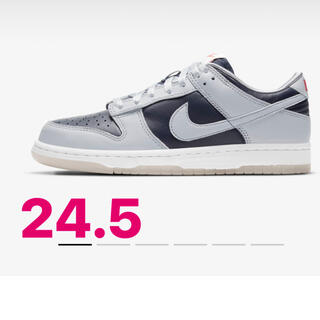 """NIKE - NIKE WMNS DUNK LOW """"COLLEGE NAVY"""""""