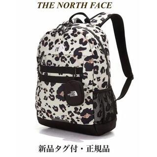THE NORTH FACE - 【新品タグ付】ザノースフェイス リュックバックパック ホワイトレーベルレオパード