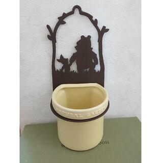 クマノプーサン(くまのプーさん)のくまのプーさんシリーズ 壁掛けプランターカバー(花瓶)