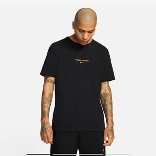 ナイキ(NIKE)のNIKE NOCTA Tシャツ ブラックトップ XL ナイキ ノクタ(Tシャツ/カットソー(半袖/袖なし))