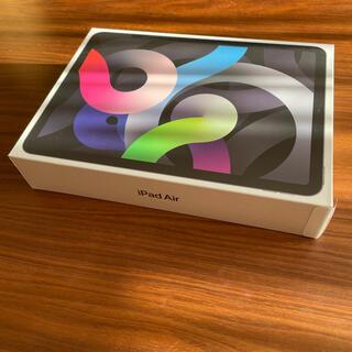 iPad - 【新品】iPad Air 第4世代 64GB スペースグレー Wi-Fi