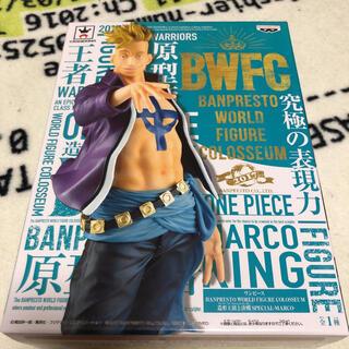 バンプレスト(BANPRESTO)のワンピース BWFC マルコ 造形王頂上決戦(アニメ/ゲーム)