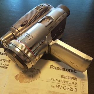Panasonic - Panasonic デジタルビデオカメラ NV-GS250