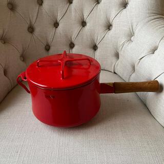 ダンスク(DANSK)の新品未使用 DANSK 18センチ 手鍋 蓋あり(鍋/フライパン)