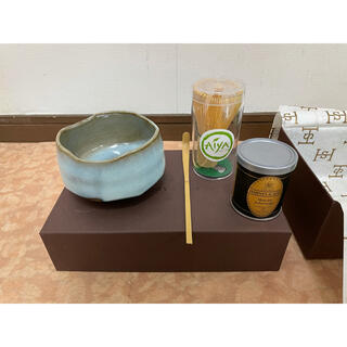 harney & sons 抹茶 グリーンティーセット 新品未使用品(茶)