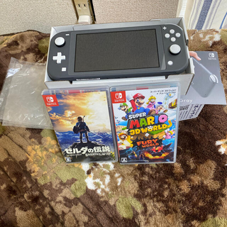 Nintendo Switch - 任天堂スイッチライトNintendo Switch Lite ゲームソフトセット