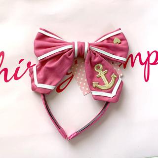 Shirley Temple - シャーリーテンプル🎀カチューシャ マリンパピー