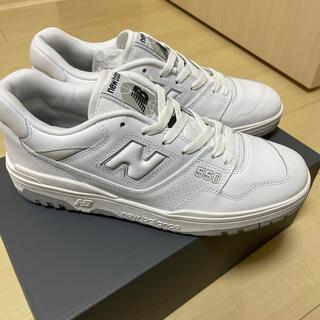 ニューバランス(New Balance)の新品 new balance 550 28センチ(スニーカー)
