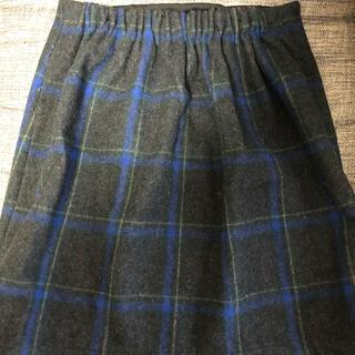 アルシーヴ(archives)のARCHIVES(アルシーヴ)チェック スカート ミニスカート 膝丈スカート(ミニスカート)