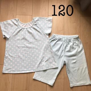 UNIQLO - UNIQLO半袖パジャマ★120
