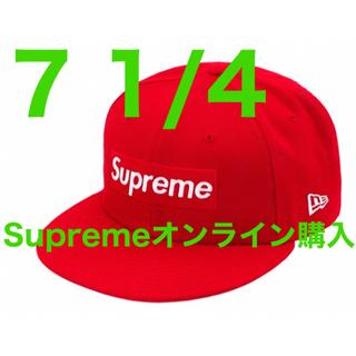 Supreme - Supreme Champions Box Logo New Era 赤 1/4