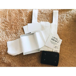 Maison Martin Margiela - ✨高島屋購入正規品✨マルジェラ ミニ財布