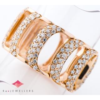 ダミアーニ(Damiani)のダミアーニ ダミアニッシマ フル  ダイヤモンド  リング・指輪(リング(指輪))