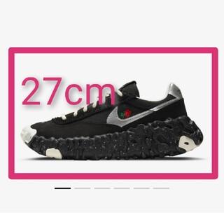 ナイキ(NIKE)の27cm Nike x Undercover Overbreak Black (スニーカー)