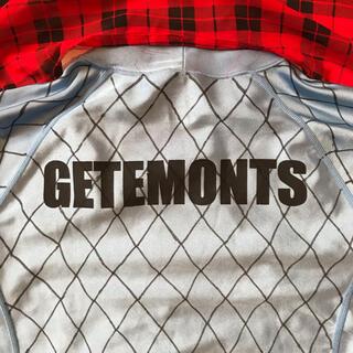 """マルタンマルジェラ(Maison Martin Margiela)の確認用 GETEMONTS """"愚者の服"""" アルルカンシャツ(Tシャツ(長袖/七分))"""