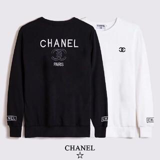 CHANEL - ☆人気セ—ル☆スウェット、パ—カ—Chanel男女兼用