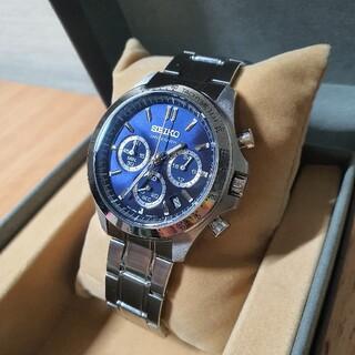 セイコー(SEIKO)のセイコー SEIKO スピリット SPIRIT 腕時計 メンズ SBTR011(腕時計(アナログ))
