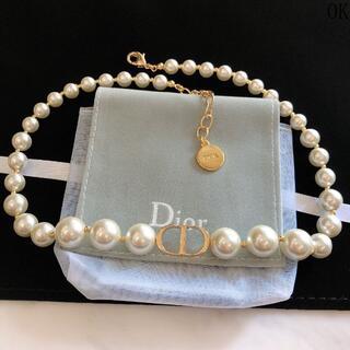 Dior デイオール ネックレス