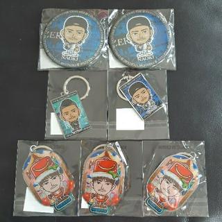 サンダイメジェイソウルブラザーズ(三代目 J Soul Brothers)のNAOKI pack(ミュージシャン)