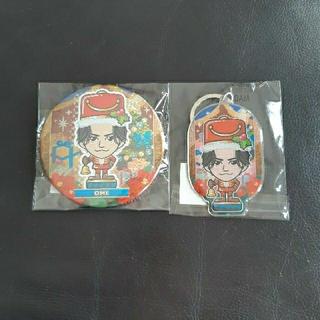 サンダイメジェイソウルブラザーズ(三代目 J Soul Brothers)の登坂広臣Xmas(ミュージシャン)
