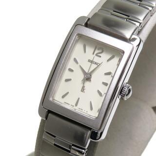 SEIKO - セイコー 腕時計 電池交換済み ルキア 1F21-5D10