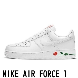 ナイキ(NIKE)の🌹27.5cm★AIR FORCE 1 LOW ROSE WHITE BAG(スニーカー)