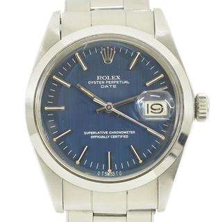 ROLEX - ロレックス オイスターパーペチュアル デイトジャスト メンズウォッチ 腕時計
