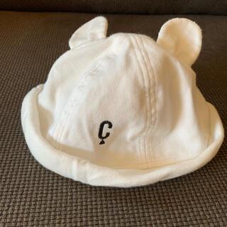COMME CA ISM - コムサ 帽子 ベビー