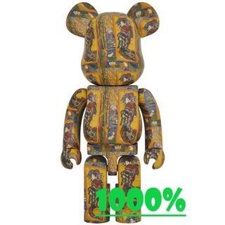 メディコムトイ(MEDICOM TOY)のBE@RBRICK × Van Gogh Museum 1000%(ぬいぐるみ)