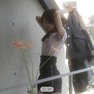 Bubbles - 【2/28までお値下げ】ハートデニム セットアップ
