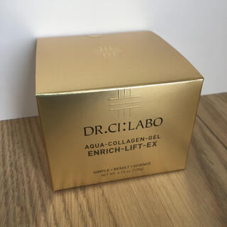 Dr.Ci Labo - ドクターシーラボ エンリッチリフトEX アクアコラーゲンゲル  120g