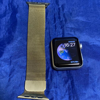 Apple Watch - Apple Watch series2 シリーズ2 GPS 42mm ゴールド
