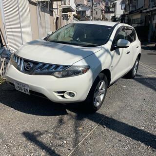 日産 - 個人出品 日産ムラーノ250XL FOUR 車検R3年7月まで Z51 横浜発