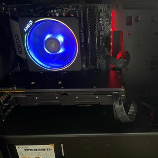 自作PC AMD 3600+GTX1080