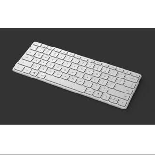 マイクロソフト(Microsoft)のMicrosoft Designer Keyboard US配列 新品 即日配送(PC周辺機器)