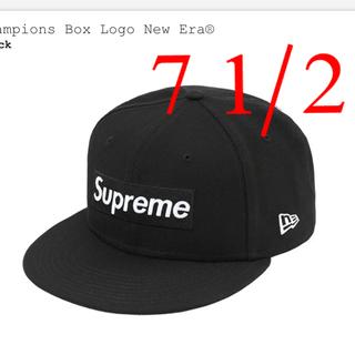 Supreme - Champions Box Logo New Era®