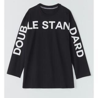 ダブルスタンダードクロージング(DOUBLE STANDARD CLOTHING)の早い者勝ち❣️割引❣️ダブスタESSENTIAL / DERABE ラスティック(Tシャツ(長袖/七分))