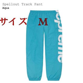 Supreme - Spellout Track Pant supreme sizeM