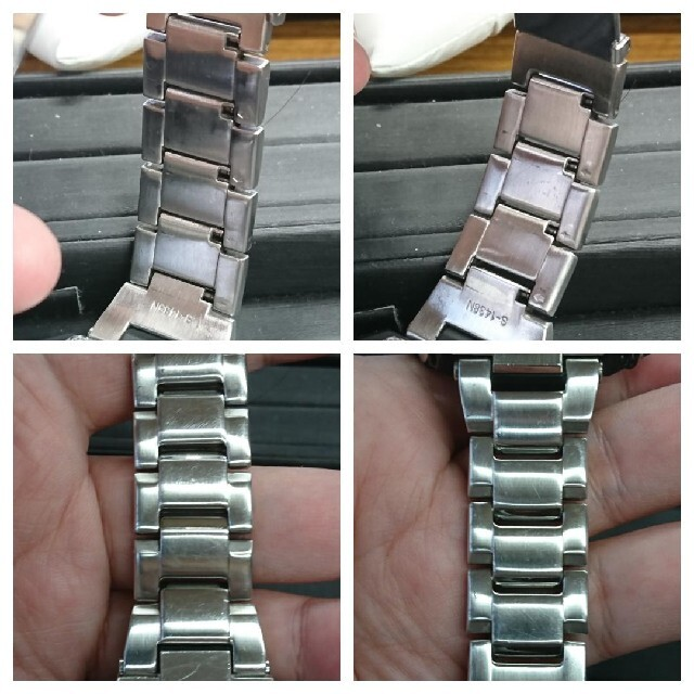G-SHOCK(ジーショック)のG-SHOCK G-STEEL GST-W310D- デジアナ 電波ソーラー  メンズの時計(腕時計(アナログ))の商品写真