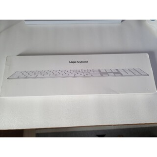 Apple - Apple Magic KeyBoard (テンキー付き)日本語 JIS
