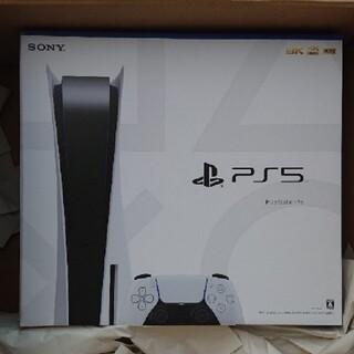 PlayStation - SONY PlayStation5 CFI-1000A01 Amazon特典付き