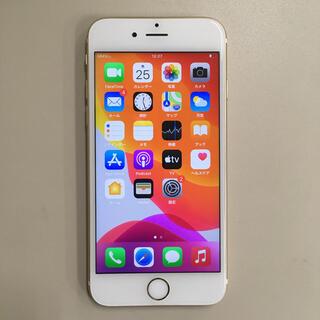 iPhone - iPhone6s 64GB ソフトバンク ゴールド