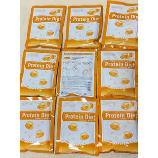 ディーエイチシー(DHC)のDHC プロテインダイエット ミルクティー味 9袋 未利用商品(ダイエット食品)