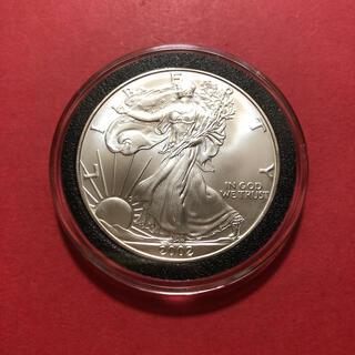2002  アメリカ イーグル銀貨 1オンス