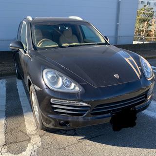 Porsche - ポルシェ カイエンS ハイブリッド 車検フル込み価格280万円