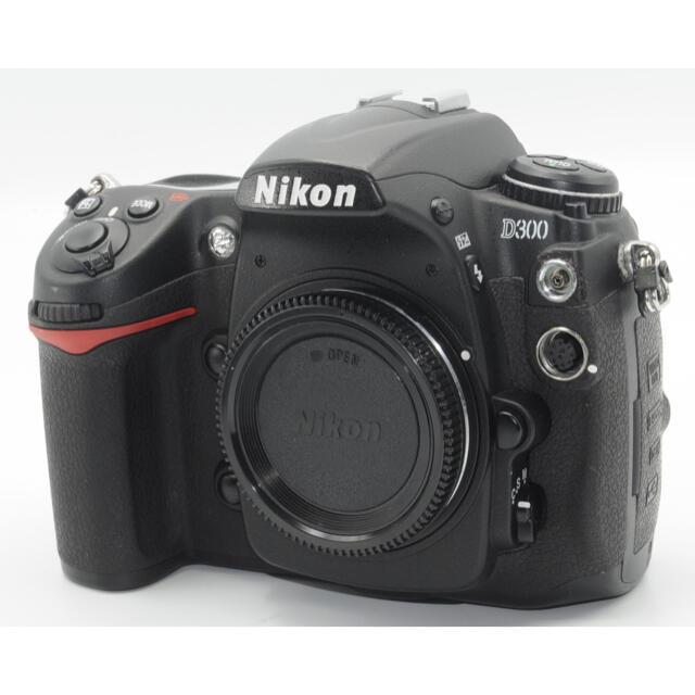 Nikon(ニコン)のNikon ニコン D300 ボディ スマホ/家電/カメラのカメラ(デジタル一眼)の商品写真