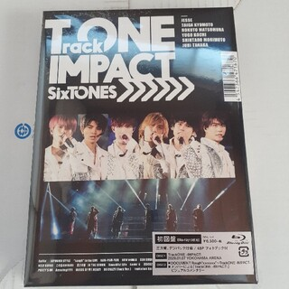 Johnny's - SixTONES Blu-ray 初回限定盤