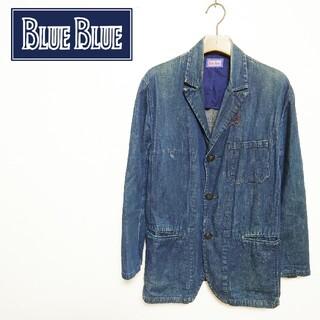 ブルーブルー(BLUE BLUE)のBLUE BLUE ブルーブルー デニムジャケット(Gジャン/デニムジャケット)
