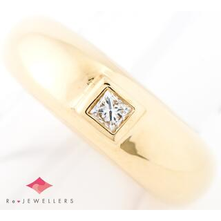 CHAUMET - ショーメ   ダイヤモンド 0.15 リング・指輪